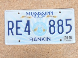 Mississippi RE4885