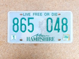 New Hampshire 865048