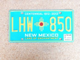 New Mexico LHW850