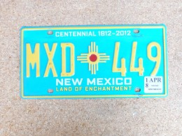 New Mexico MXD449